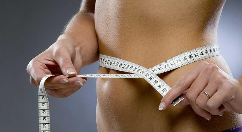 Диеты для похудения живота и боков