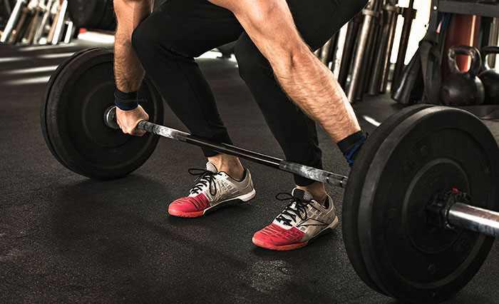 Спорт для набора веса