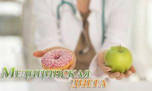 Медицинская диета на 7 или 14 дней